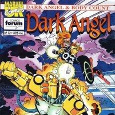 Cómics: DARK ANGEL & WARHEADS COMPLETA 12 NUMEROS - FORUM - BUEN ESTADO - OFSF15. Lote 152700870