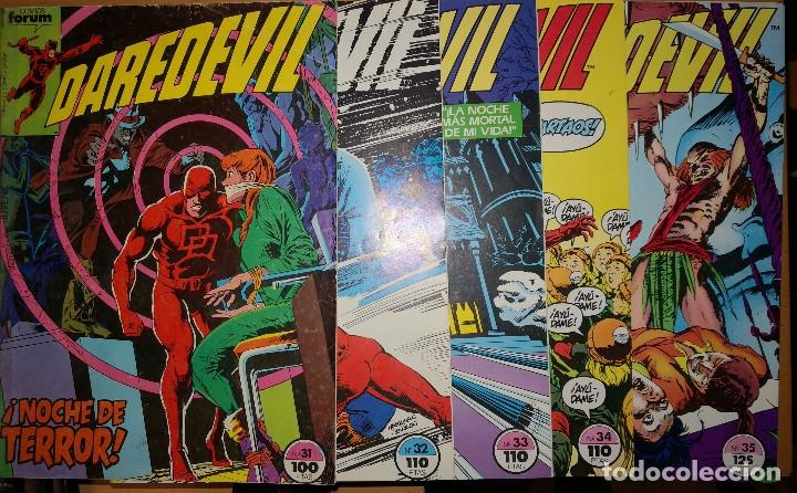 DAREDEVIL VOL.1 (FORUM) / NÚMEROS SUELTOS (Tebeos y Comics - Forum - Daredevil)