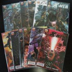 Cómics: X-MEN ASTONISHING VOL 3 - 12 PRIMEROS NUMEROS. Lote 121107215