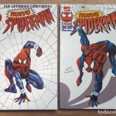 Cómics: SPIDERMAN VOL 3 NUEVO SPIDERMAN 1 Y 2 - FORUM - JMV. Lote 153238586