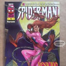 Cómics: SPIDERMAN VOL 4 PETER PARKER - Nº 1 RENACIDO - FORUM - JMV. Lote 153240070
