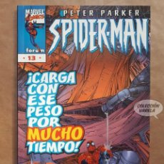 Cómics: SPIDERMAN VOL 4 PETER PARKER - Nº 13 - FORUM - JMV. Lote 153240274