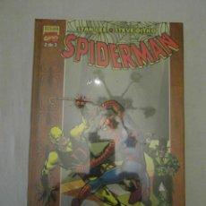 Cómics: SPIDERMAN 2 DE 3. FORUM. STAN LEE, STEVE DITKO. TAPA DURA. NUEVO PRECINTADO. Lote 285219618