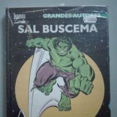 Cómics: GRANDES AUTORES SAL BUSCEMA LA MASA #. Lote 153368718