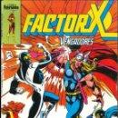 Cómics: FACTOR X VOLUMEN 1 NÚMERO 31 CÓMICS FÓRUM MARVEL. Lote 159663249