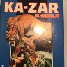 Cómics: KAZAR EL SALVAJE. Lote 153406550