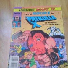Cómics: COMIC MARVEL FORUM WHAT IF? PATRULLA X-MEN Nº 22. Lote 153435106