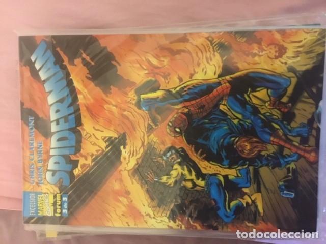 Cómics: Spiderman Claremont Byrne 1-2-3 - Foto 3 - 153553458