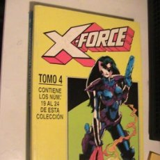 Cómics: X-FORCE RETAPADO 4. NÚMEROS 19 A 24. FORUM, 1993.. Lote 153591026