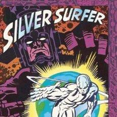 Cómics: SILVER SURFER DE LEE Y KIRBY. Lote 153723938