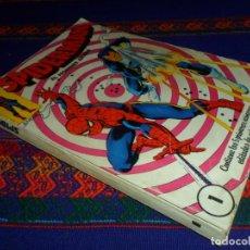 Cómics: FORUM VOL. 1 SPIDERMAN RETAPADO Nº 1 CON NºS 1, 2, 3, 4 Y 5. 1983. DIFÍCIL.. Lote 153749762