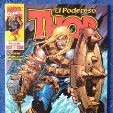 Comics : EL PODEROSO THOR VOL. 4 - N° 25 - ADAM JURGENS - FORUM - DESCATALOGADO. Lote 153928510