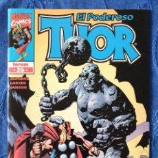 Comics : EL PODEROSO THOR VOL. 4 - N° 26 - ADAM JURGENS - FORUM - DESCATALOGADO. Lote 153929786