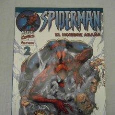 Cómics: SPIDERMAN EL HOMBRE ARAÑA 2. FORUM. PERFECTO ESTADO. Lote 153944382