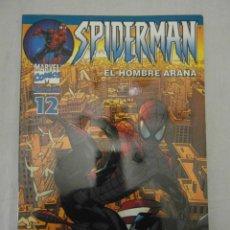 Cómics: SPIDERMAN EL HOMBRE ARAÑA 12. FORUM. PERFECTO ESTADO. Lote 153945562