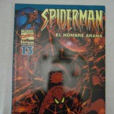 Cómics: SPIDERMAN EL HOMBRE ARAÑA 13. FORUM. PERFECTO ESTADO. Lote 153946826