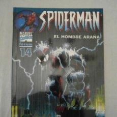 Cómics: SPIDERMAN EL HOMBRE ARAÑA 14. FORUM. PERFECTO ESTADO. Lote 153947158