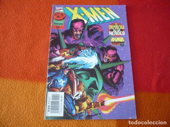 X MEN VOL. 2 Nº 14 ONSLAUGHT ( WAID KUBERT ) ¡BUEN ESTADO! MARVEL FORUM (Tebeos y Comics - Forum - X-Men)