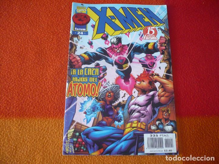 X MEN VOL. 2 Nº 24 ( LOBDELL PACHECO ) ¡BUEN ESTADO! MARVEL FORUM (Tebeos y Comics - Forum - X-Men)