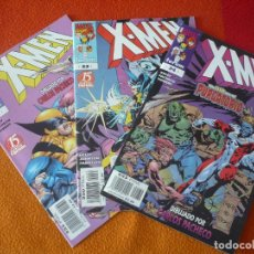 Cómics: X MEN VOL. 2 NºS 32, 33 Y 34 ( KELLY PACHECO ) ¡BUEN ESTADO! MARVEL FORUM. Lote 153968502