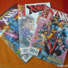 Cómics: X MEN VOL. 2 NºS 38, 39 Y 40 ( KELLY GERMAN GARCIA ) ¡BUEN ESTADO! MARVEL FORUM. Lote 153968906