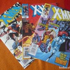 Cómics: X MEN VOL. 2 NºS 51, 52 Y 53 ( ALAN DAVIS ) ¡MUY BUEN ESTADO! MARVEL FORUM. Lote 153969862