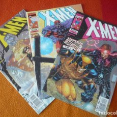 Cómics: X MEN VOL. 2 Nº 69, 70 Y 71 ( LOBDELL YU ) ¡BUEN ESTADO! MARVEL FORUM. Lote 153970678