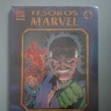 Cómics: TESOROS MARVEL 4/2#. Lote 153975422