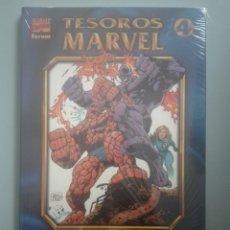 Cómics: TESOROS MARVEL 4/1#. Lote 153975482