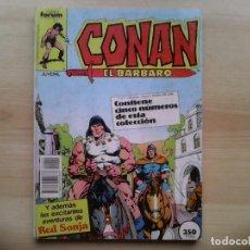 Cómics: RETAPADO DE CONAN .131 AL 135. Lote 188686611