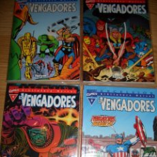 Cómics: BIBLIOTECA MARVEL: LOS VENGADORES #4 (FORUM, 1999). Lote 136375010