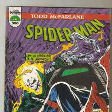 Cómics: SPIDER-MAN TODD MCFARLANE Nº 4 - SPIDERMAN - FORUM - TOMO PRESTIGE - . Lote 154033638