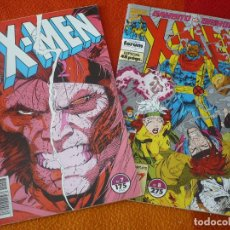 Cómics: X MEN VOL. 1 NºS 7 Y 8 ( JIM LEE LOBDELL ) ¡BUEN ESTADO! MARVEL FORUM. Lote 154091698