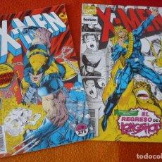 Cómics: X MEN VOL. 1 NºS 9 Y 10 ( JIM LEE LOBDELL ) ¡BUEN ESTADO! MARVEL FORUM. Lote 154091830