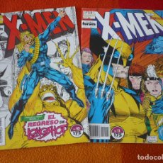 Cómics: X MEN VOL. 1 NºS 10 Y 11 ( JIM LEE LOBDELL ) ¡BUEN ESTADO! MARVEL FORUM. Lote 154091898