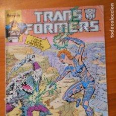 Cómics: TRANSFORMERS Nº 41 - FORUM (N). Lote 154119374