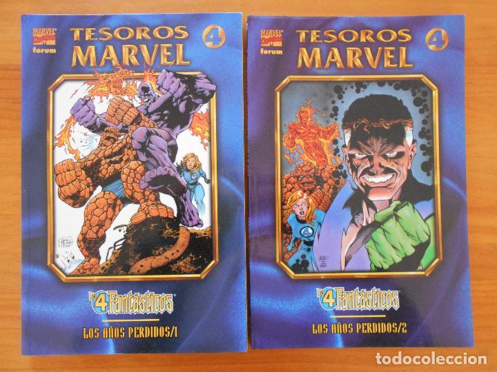 Cómics: TESOROS MARVEL COMPLETA - 10 TOMOS - FORUM (FH) - Foto 2 - 154128390