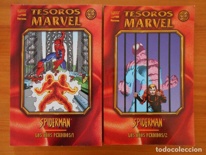 Cómics: TESOROS MARVEL COMPLETA - 10 TOMOS - FORUM (FH) - Foto 3 - 154128390