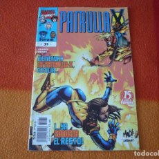 Cómics: LA PATRULLA X VOL. 2 Nº 31 ( SEAGLE BENES ) ¡BUEN ESTADO! MARVEL FORUM . Lote 154144130
