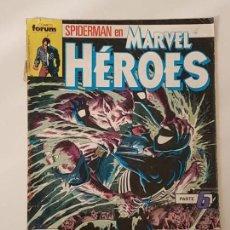 Cómics: COMICS FORUM MARVEL HÉROES NUMERO 26. Lote 154213586