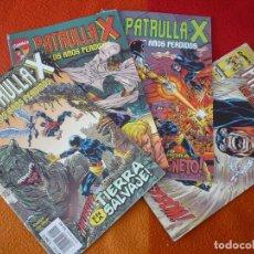 Cómics: PATRULLA X LOS AÑOS PERDIDOS NºS 2, 3, 4 Y 5 ( JOHN BYRNE PALMER ) ¡BUEN ESTADO! FORUM MARVEL. Lote 154229966