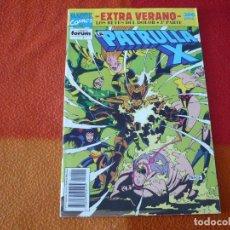 Cómics: LA PATRULLA X EXTRA VERANO 1992 LOS REYES DEL DOLOR 3ª PARTE MARVEL FORUM . Lote 154230126