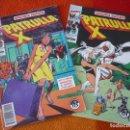 Cómics: LA PATRULLA X NºS 11 Y 12 SEGUNDA EDICION ( CLAREMONT BYRNE ) ¡BUEN ESTADO! MARVEL FORUM . Lote 154230434