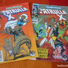 Cómics: LA PATRULLA X NºS 20 Y 21 SEGUNDA EDICION ( CLAREMONT ) ¡BUEN ESTADO! MARVEL FORUM . Lote 154230762