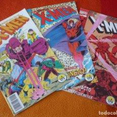 Cómics: LAS NUEVAS AVENTURAS DE LOS X MEN NºS 2, 3 Y 4 ¡MUY BUEN ESTADO! MARVEL FORUM. Lote 154231410