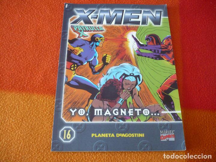 X MEN COLECCIONABLE Nº 16 ( CLAREMONT ) ¡BUEN ESTADO! PATRULLA X FORUM MARVEL (Tebeos y Comics - Forum - X-Men)