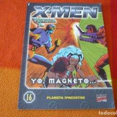 Cómics: X MEN COLECCIONABLE Nº 16 ( CLAREMONT ) ¡BUEN ESTADO! PATRULLA X FORUM MARVEL. Lote 154232950