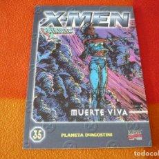 Cómics: X MEN COLECCIONABLE Nº 35 MUERTE VIVA ( CLAREMONT ) ¡BUEN ESTADO! PATRULLA X FORUM MARVEL . Lote 154233114