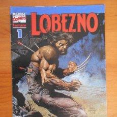 Cómics: LOBEZNO VOLUMEN 3 Nº 1 - LOS ARCHIVOS DE LOGAN 1 DE 3 - MARVEL - FORUM (FZ). Lote 154234014