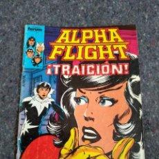 Cómics: ALPHA FLIGHT Nº 6. Lote 154235050